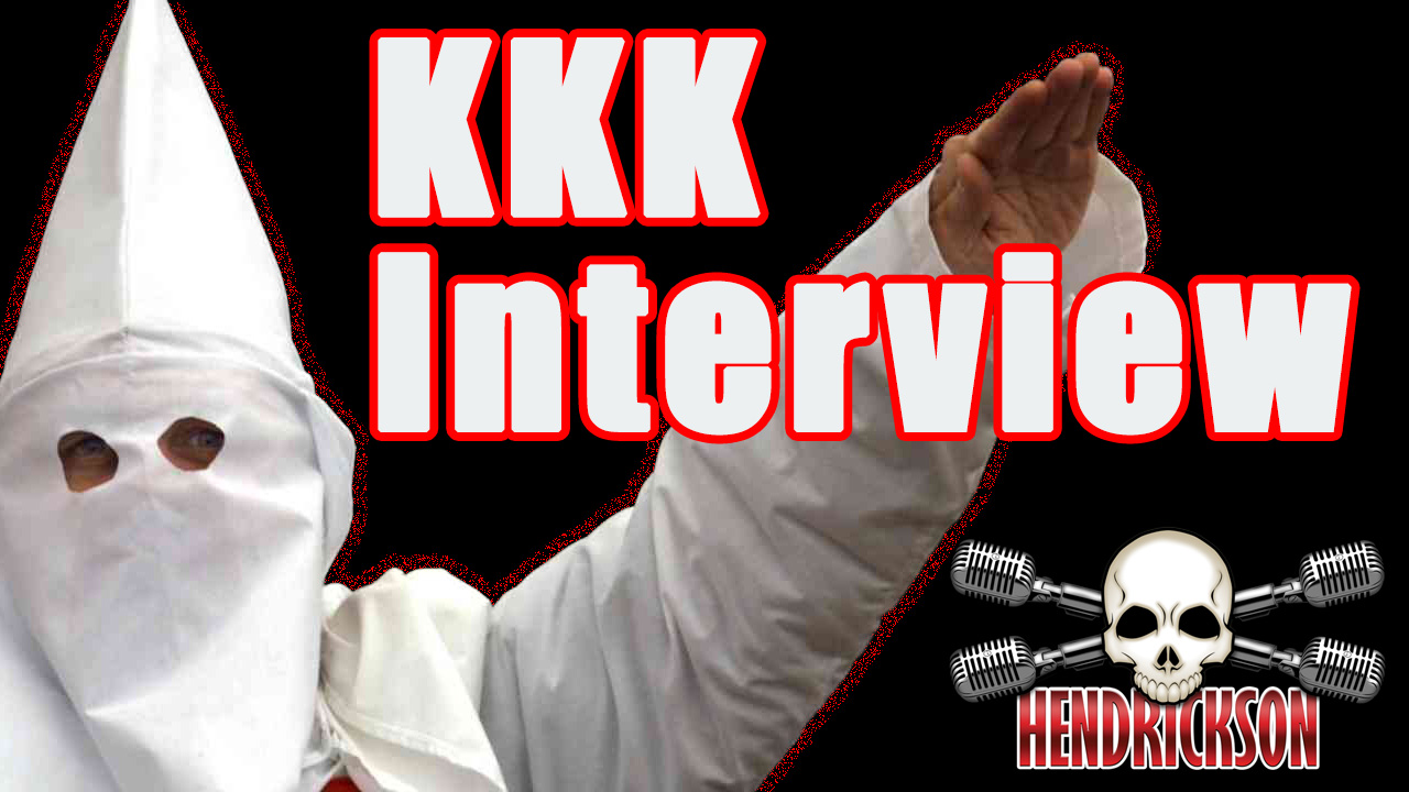 I Interviewed A KKK Grand Dragon So The Rest Of The Media Didn't Have To