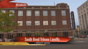 South Bend Tribune to move printing operations to Grand Rapids